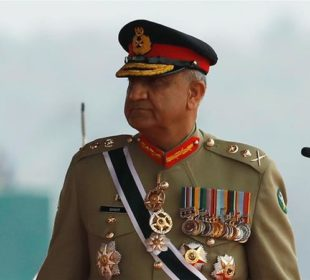 Pakistan Army Chief Bajwa