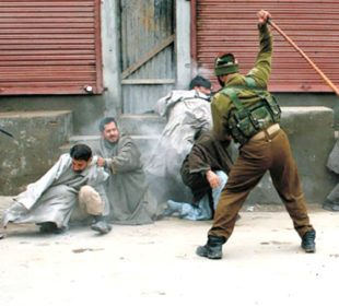 Violence in Indian Occupied Kashmir