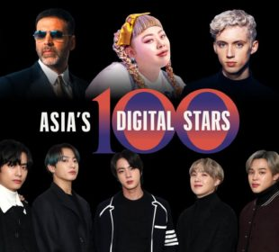 Forbes Asia's 100 Digital Stars