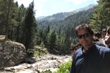 Imran Khan on Pakistan Tourism - Eco Tourism