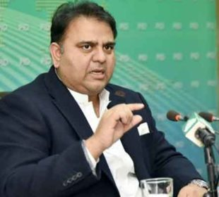 Fawad Chaudhry Pakistan Minister