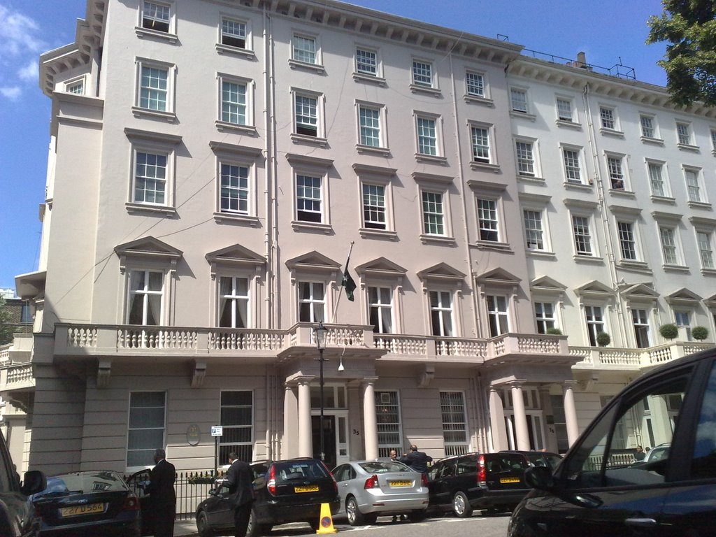 Pakistan High Commission in London