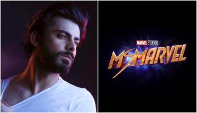 Fawad Khan to Star in Disney+ Series Ms Marvel