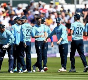 England selects new team for Pakistan ODI series